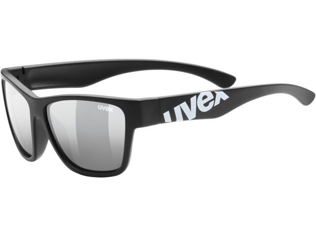 UVEX Sportstyle 508 Sportglasses Kids black mat/silver